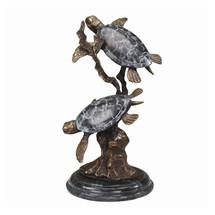 Sea Turtle Duet Sculpture | bp25576 | SPI Home