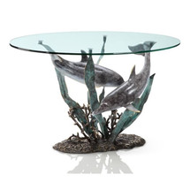 Dolphin Coffee Table Duet | 80267 | SPI Home