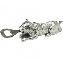 Tiger Bottle Opener | Arthur Court Designs