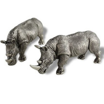 Rhino Salt and Pepper Set | Vagabond House