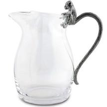 Monkey Glass Pitcher | Vagabond House | VHCC450M