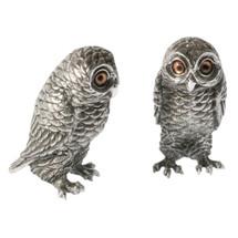 Owl Salt Pepper Shakers | Vagabond House | VHCK116O
