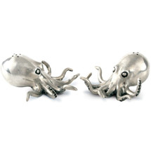 Octopus Salt Pepper Shakers | Vagabond House | VHCO116O