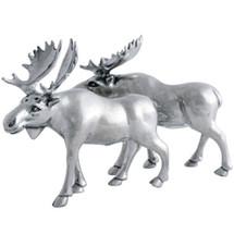 Moose Salt Pepper Shakers | Vagabond House | VHCV922 -2