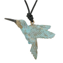 Hummingbird Pendant Necklace | Cavin Richie Jewelry