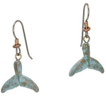 Whale Tail Wire Earrings | Cavin Richie Jewelry | DMOKBE58FH