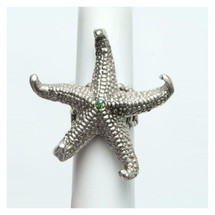 By the Sea Starfish Ring | La Contessa Jewelry