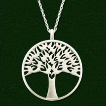 Arbor Vitae Pendant Necklace | Lovell Designs Jewelry | LOVP200SP