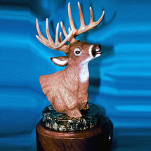 Deer Bronze Sculpture | Barry Stein