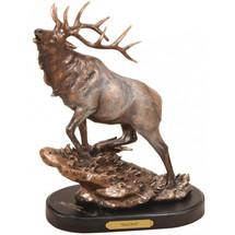 Elk Herd Bull Sculpture | Big Sky Carvers | BSCB5030048