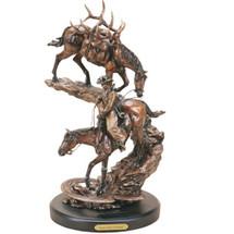 "Horse Sculpture ""Last Creek Crossing"" | Big Sky Carvers | BSCB5030049"