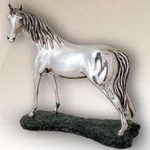 Arabian Horse Sculpture | 8027 | D'Argenta