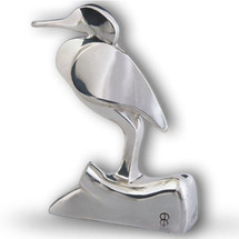 Silver Heron Sculpture Collection | A42 | D'Argenta