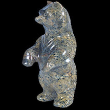 Bear Standing Stone Sculpture | Douglas Creek
