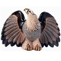 Bald Eagle Ceramic Figurine | De Rosa | Rinconada