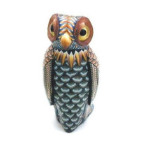 Owl Baby Figurine | FimoCreations
