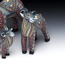 Ram Mama Figurine | FimoCreations | FCFRM