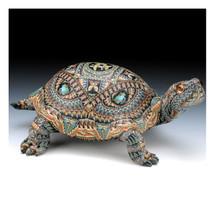 Turtle Jumbo Figurine | FimoCreations | FCftj