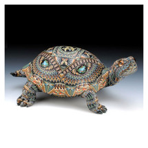 Turtle Papa Figurine | FimoCreations | FCftp