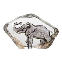 Elephant Mini Color Crystal Sculpture | 88174 | Mats Jonasson Maleras