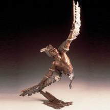 Eagle Dancer Native American Sculpture | Mark Hopkins