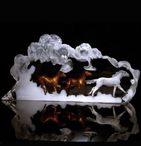 "Horse Sculpture ""Prairie Storm"" | Starlite Originals | SO3611"