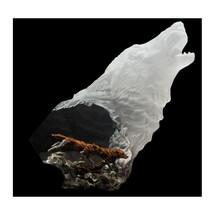 "Wolf Sculpture ""Hunters Serenade"" | Starlite Originals | so3614"