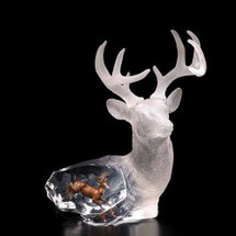 "Deer Sculpture ""Majestic Spirit"" 