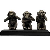 Wise Monkeys Sculpture | Unicorn Studios | USIWU76581A4