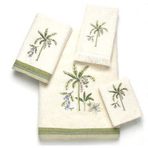 Catesby Palm Bath Towel Set | AVA035091