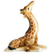 Giraffe Baby Figurine | Franz Porcelain