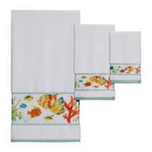 Rainbow Fish Bath Towel Set   Creative Bath   CBTP1073BHW