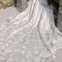 Sea Shells Throw Blanket   Manual Woodworkers   MWWA10ENB -2