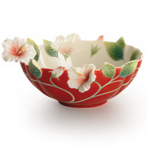 Island Beauty Hibiscus Collection Bowl