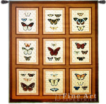 Butterflies Tapestry Wall Hanging | Pure Country | pc4794WH