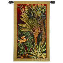 Palm Tree Tapestry Wall Hanging Bali Garden II | Pure Country | pc5528WH