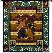Antlers Deer Tapestry Wall Hanging | Pure Country | pc6062wh