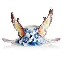 Forever Wedding Butterfly Tea Light Candle Holder
