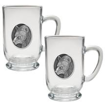 Black Bear Coffee Mug Set of 2 | Heritage Pewter | HPICM218CL