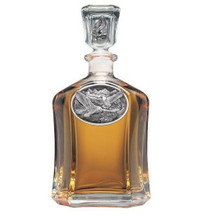 Eagle Decanter | Heritage Pewter | HPICPT109