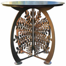 Tree of Life Patio Table | Cricket Forge