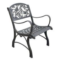 Cardinal Cast Iron Chair | Painted Sky