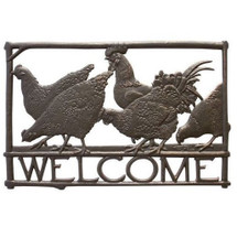 Chicken Welcome Sign | Painted Sky | PSWS-CH