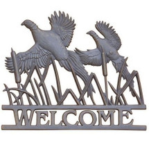 Pheasant Welcome Sign | Painted Sky | PSWS-PH
