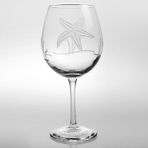 Starfish Balloon Wine Glass Set of 4 | Rolf Glass | ROL400259