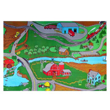 Farm Area Rug | Custom Printed Rugs | CPR20