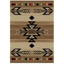 Southwestern Area Rug Rio Grande - Hearthside Collection | Mayberry Rug | MBRHS7611
