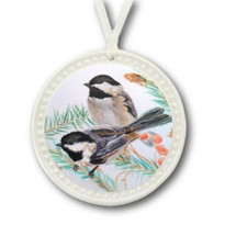 Chickadee Ornament | BDI180BH07
