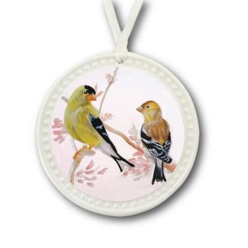 Goldfinch Ornament | BDI180BH13