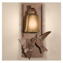 Hummingbird Wall Lamp | Colorado Dallas | CDWL80770DFRMA